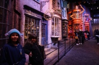 The REAL Diagon Alley